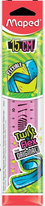 Гибкая линейкаTwist'n Flex − 15 см
