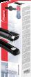 Степлер металлический Essentials Metal Half Full Strip — E3544 (1 предм.), Черный