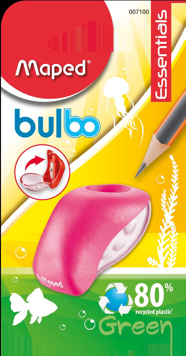 Точилка для карандашей Bulbo – 1 отверстие