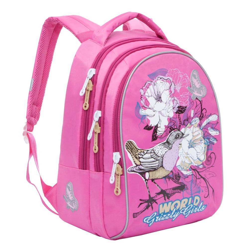 RG-868-2 рюкзак школьный