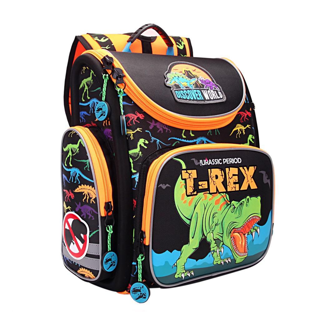 RA-870-6 Рюкзак школьный с мешком