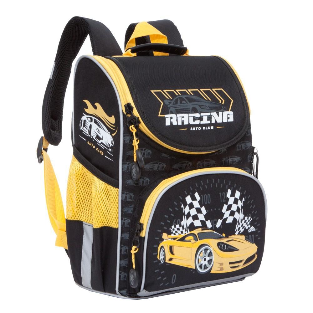 RA-872-3 Рюкзак школьный с мешком