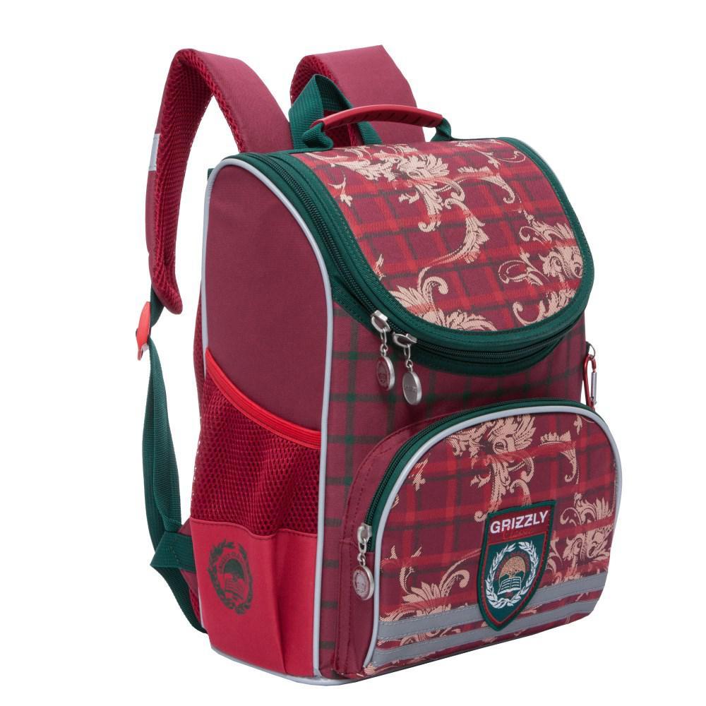 RA-873-7 Рюкзак школьный с мешком