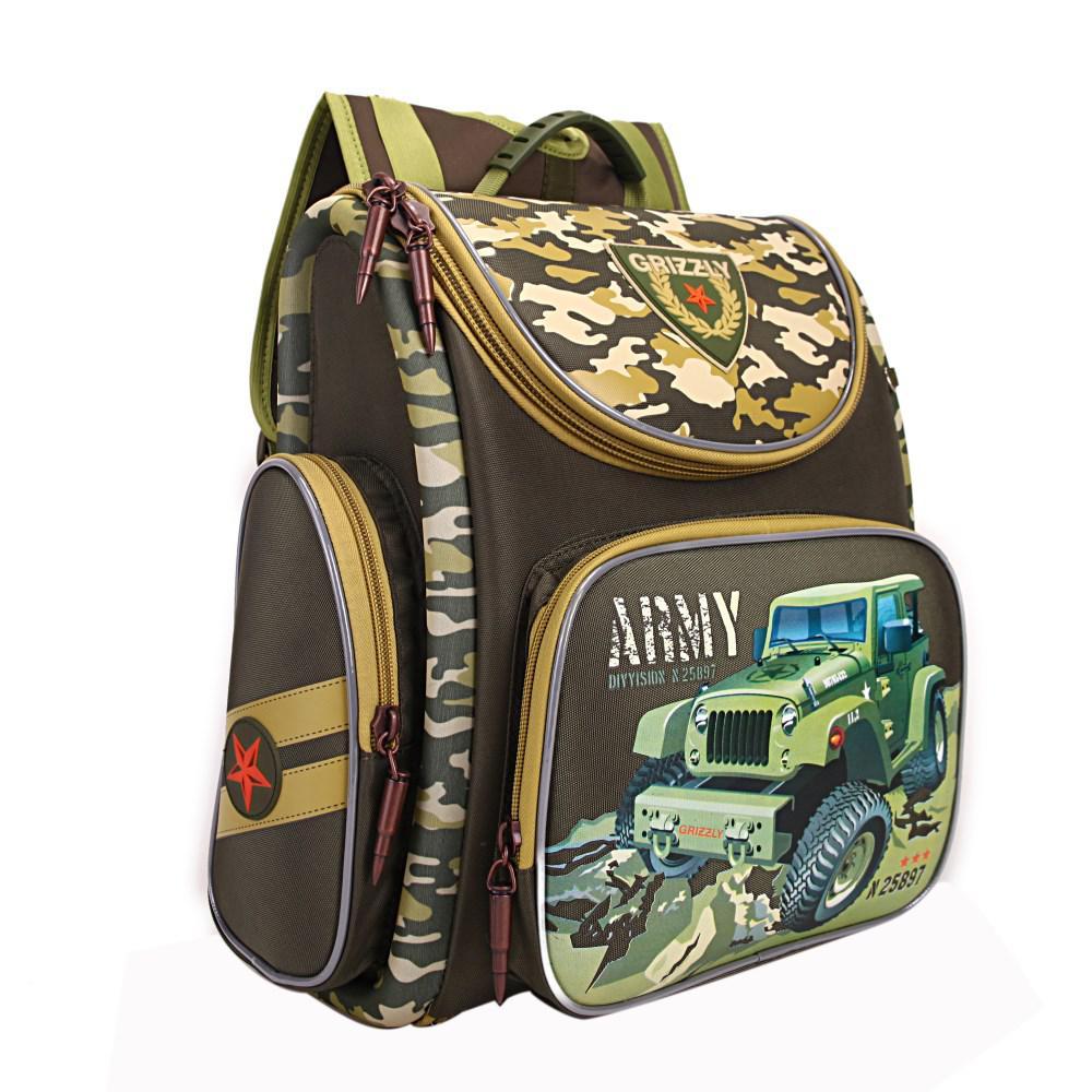 RA-870-3 Рюкзак школьный с мешком