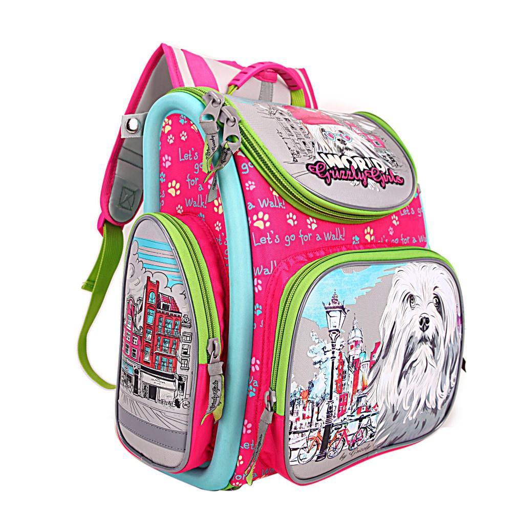 RA-871-1 Рюкзак школьный с мешком