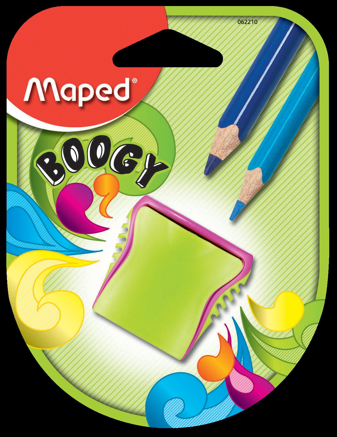 Точилка для карандашей Boogy – 2 отверстия