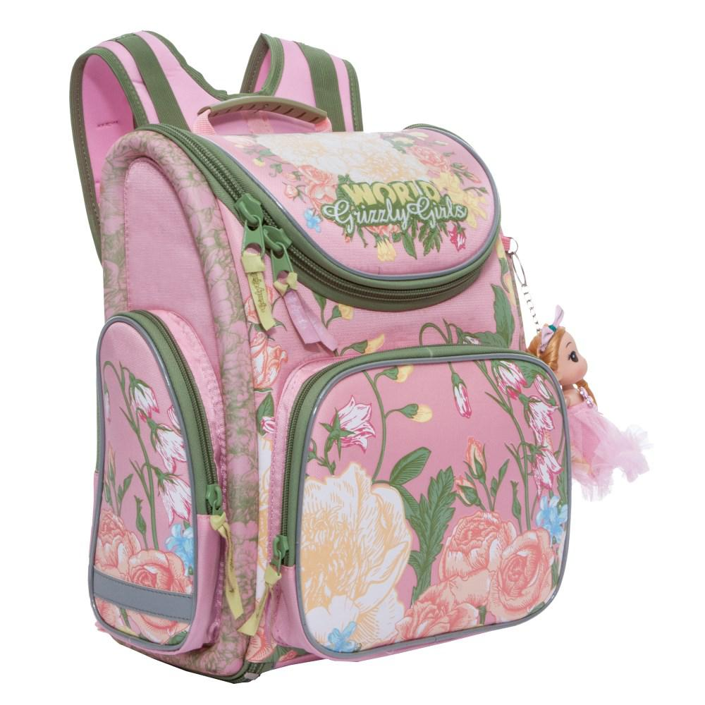 RA-871-4 Рюкзак школьный с мешком