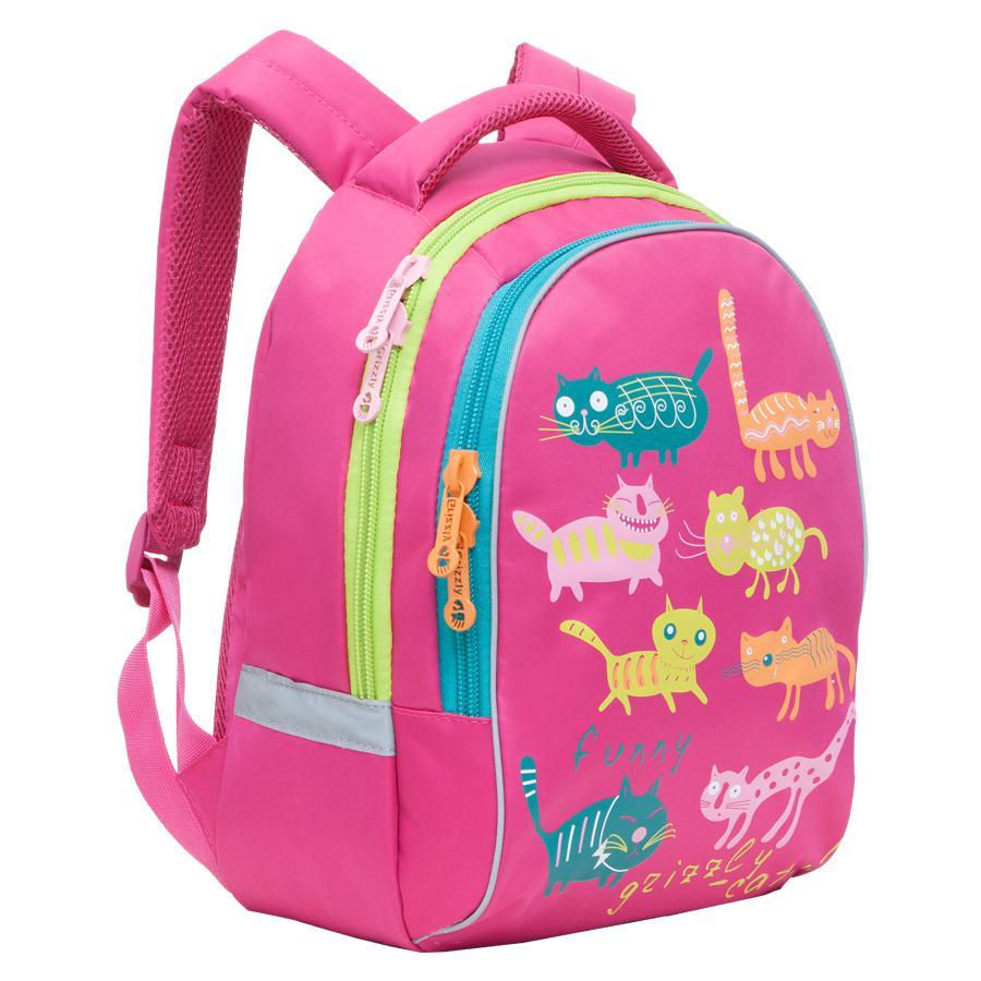 RG-657-4 рюкзак школьный