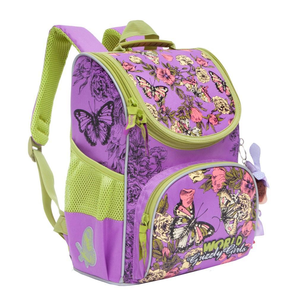 RA-873-4 Рюкзак школьный с мешком