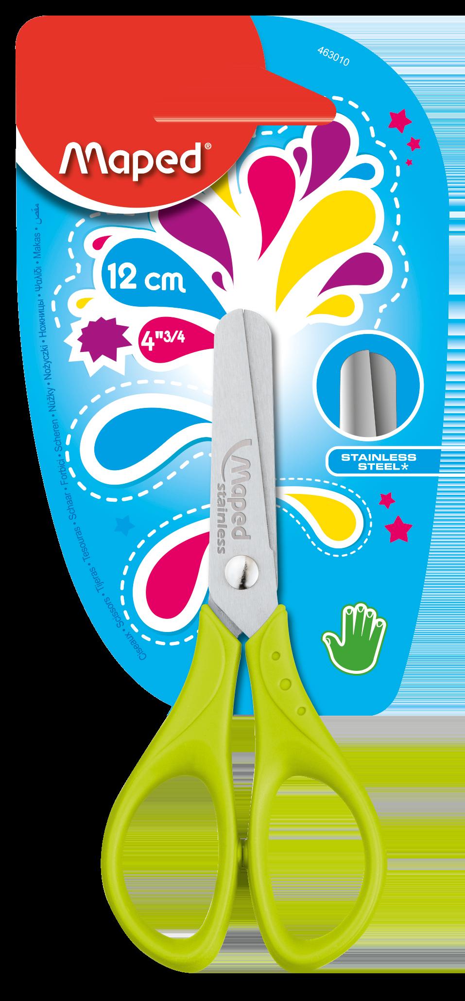 Ножницы Start сзакругленными концами — 12 см
