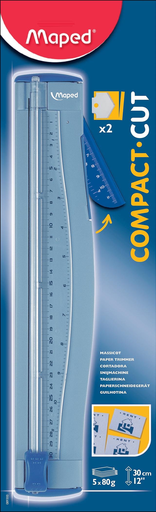 Резак для бумаги Compact Cut A4