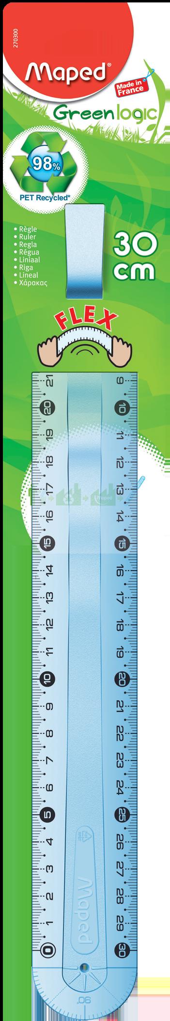 Линейка Greenlogic ruler