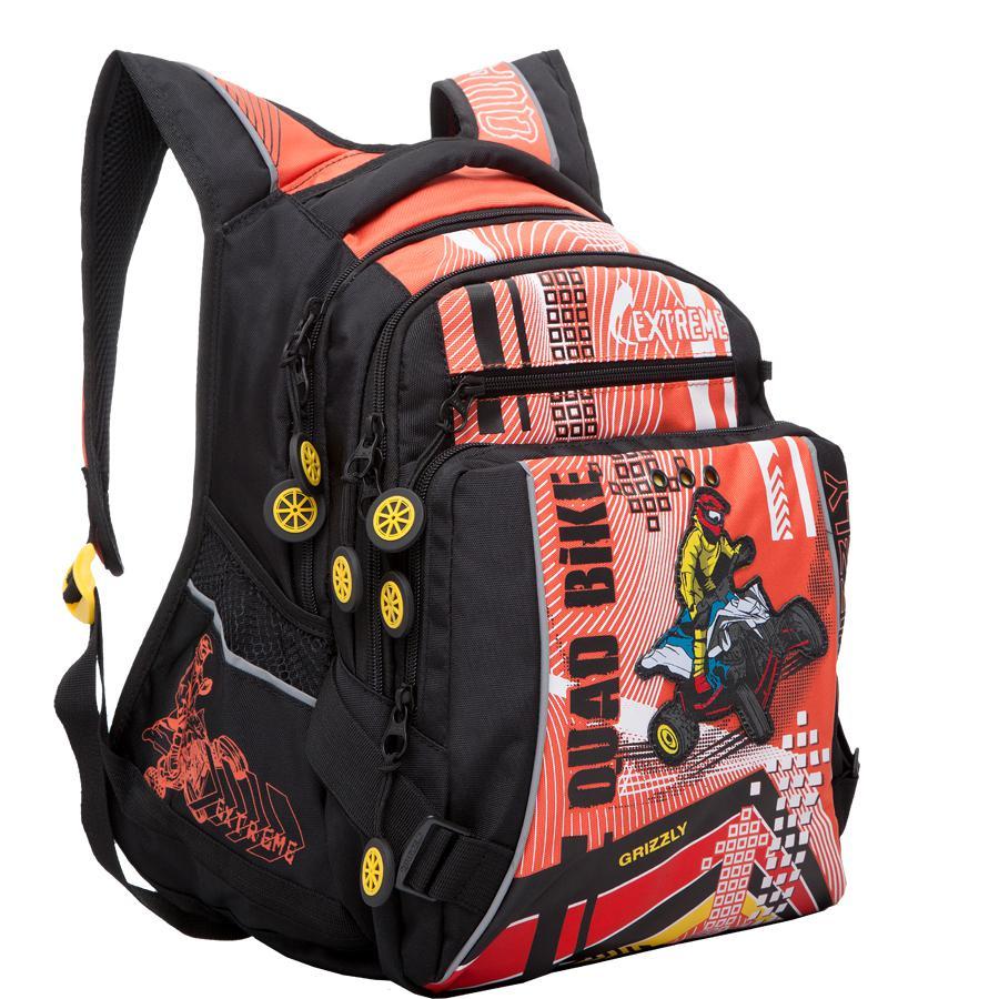 RB-631-1 Рюкзак школьный