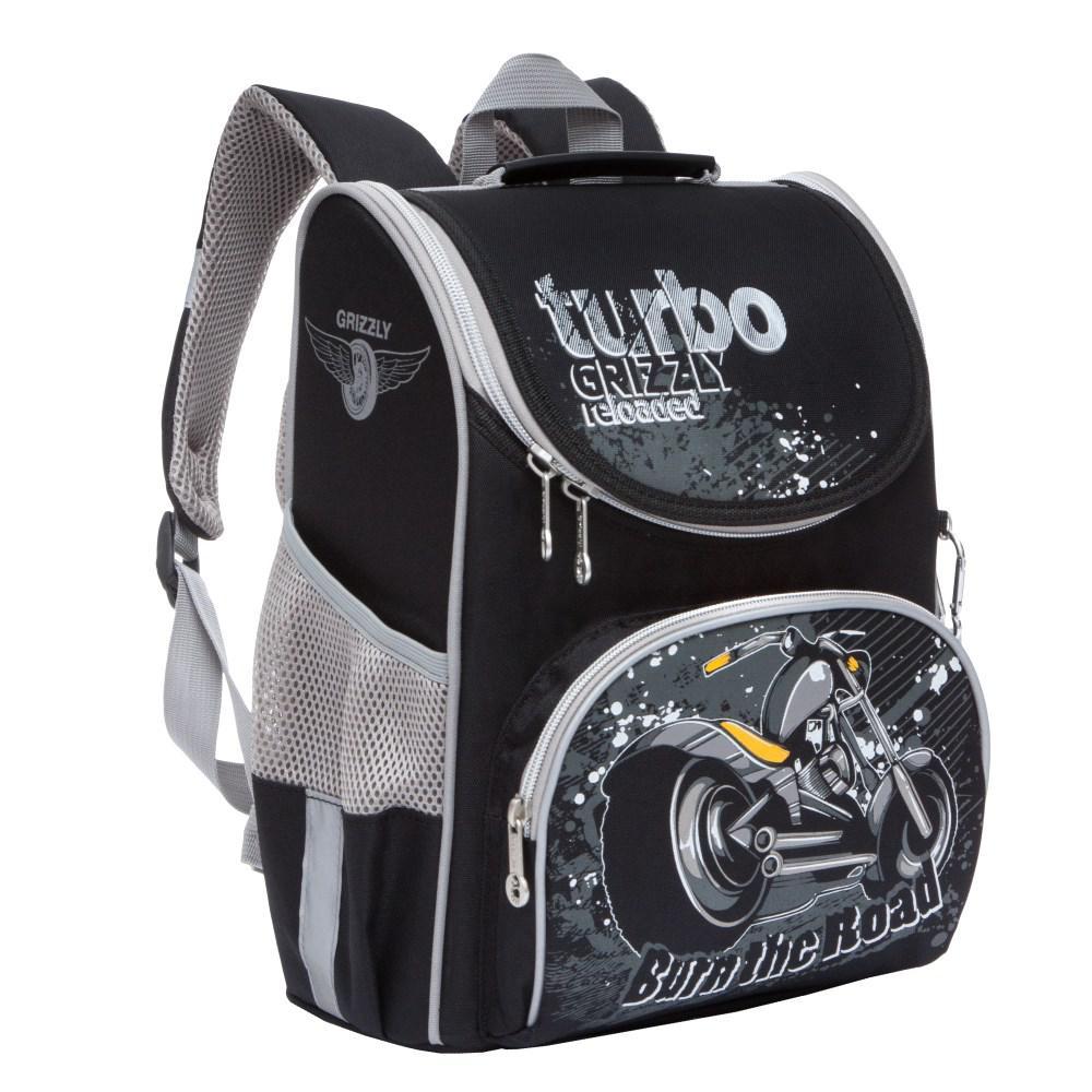 RA-872-5 Рюкзак школьный с мешком