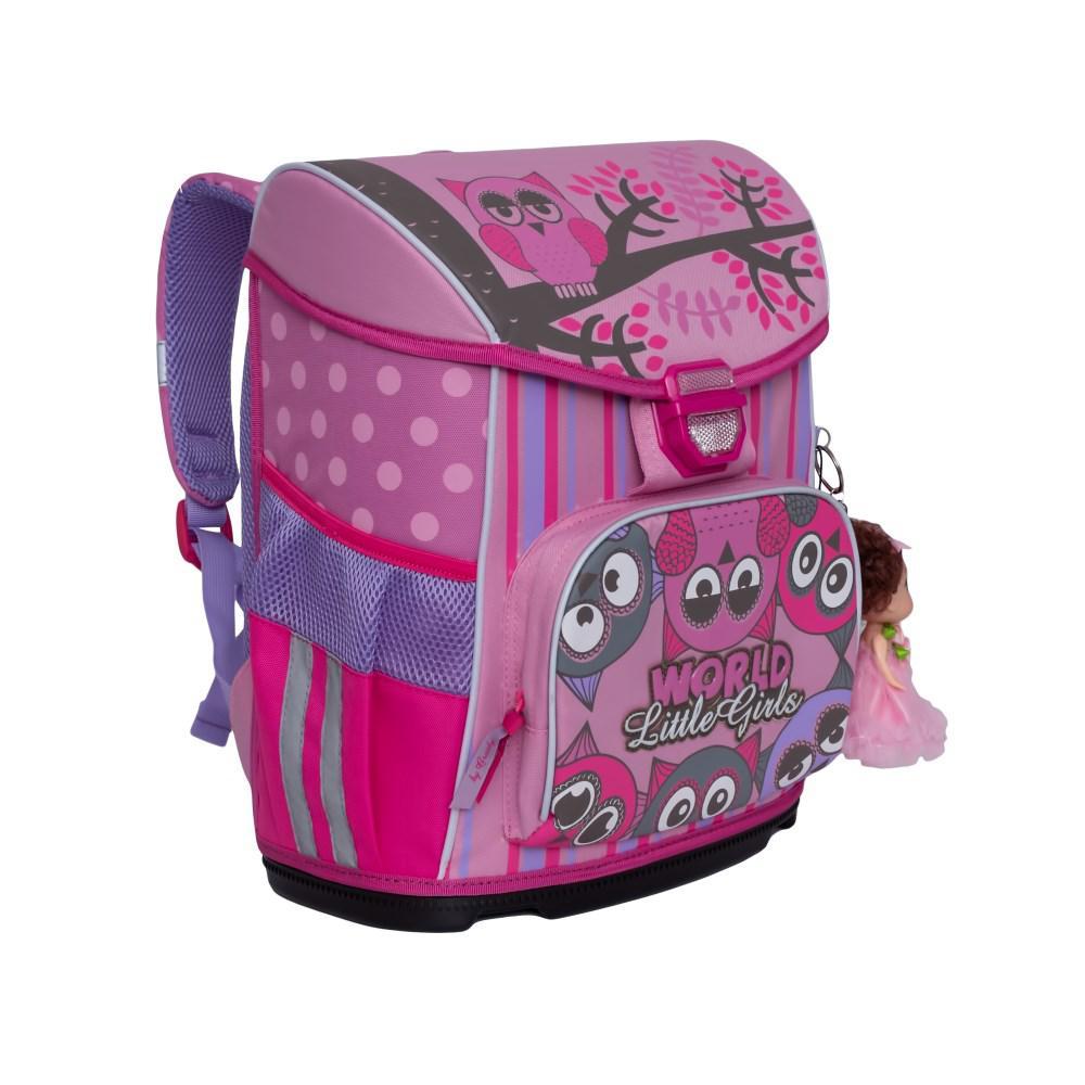 RA-875-2 Рюкзак школьный с мешком
