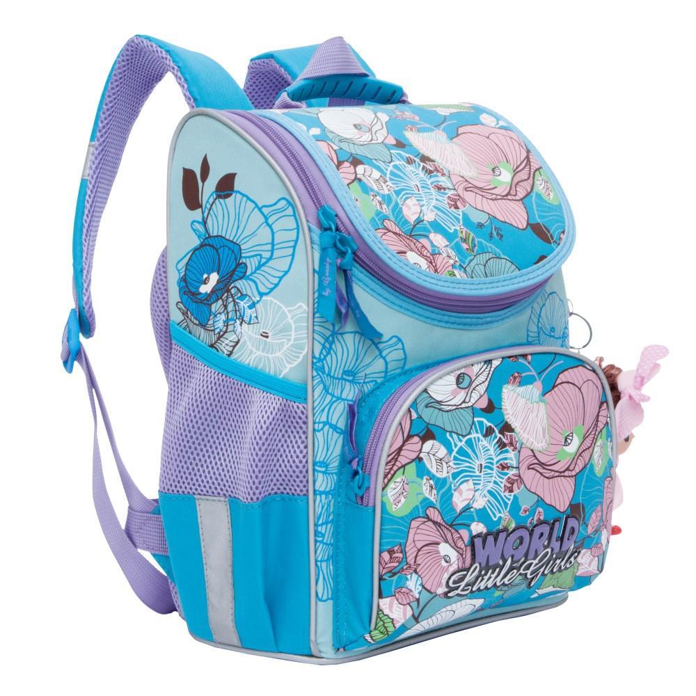RA-873-3 Рюкзак школьный с мешком
