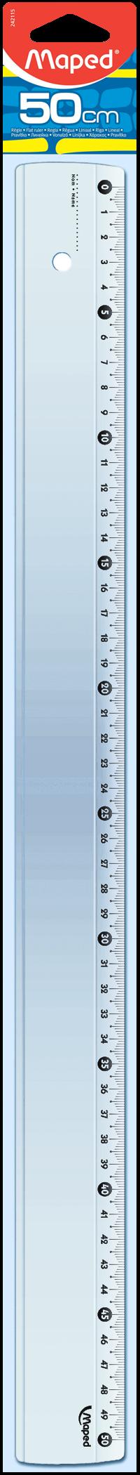 Линейка Essentials 242 – 50 см