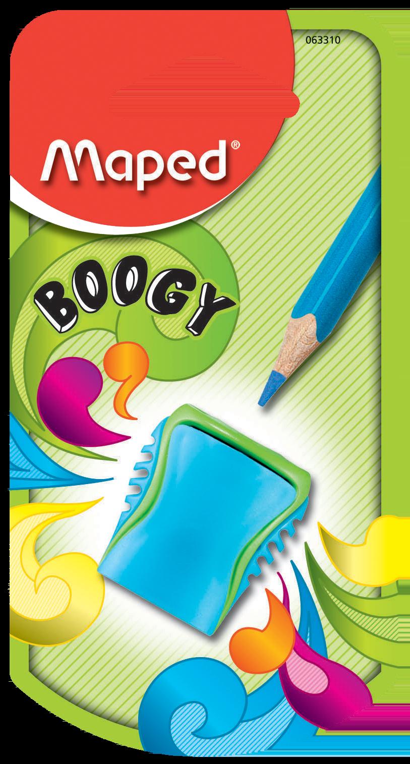 Точилка для карандашей Boogy – 1 отверстие