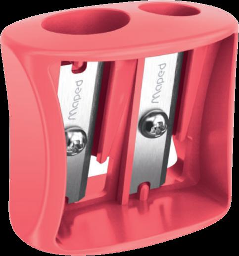Точилка для карандашей Vivo — 2 отверстия