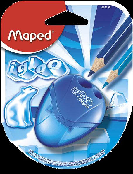 Точилка для карандашей I-Gloo – 2 отверстия