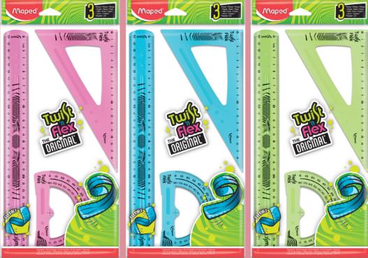 Макси-набор гибкихлинеек Twist'n Flex,3 предмета