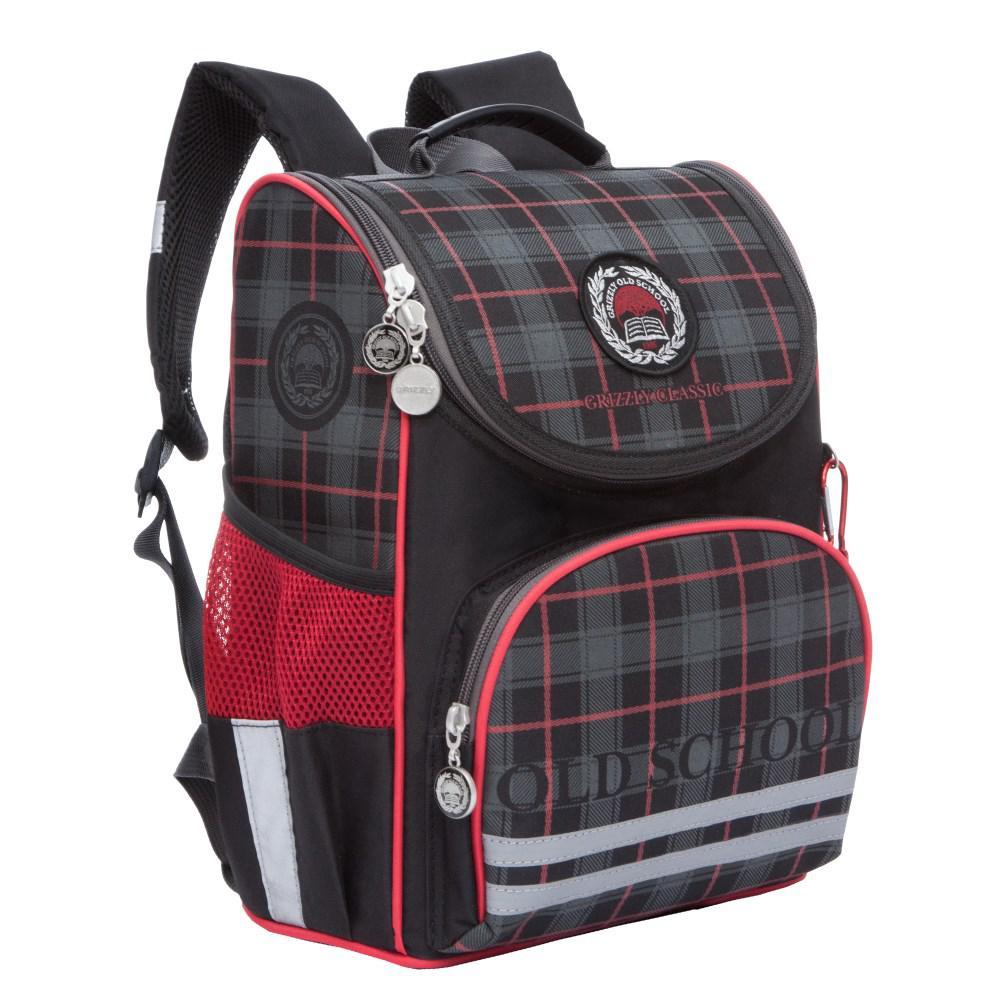 RA-872-7 Рюкзак школьный с мешком