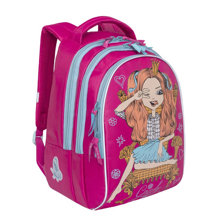 RG-768-2 рюкзак школьный