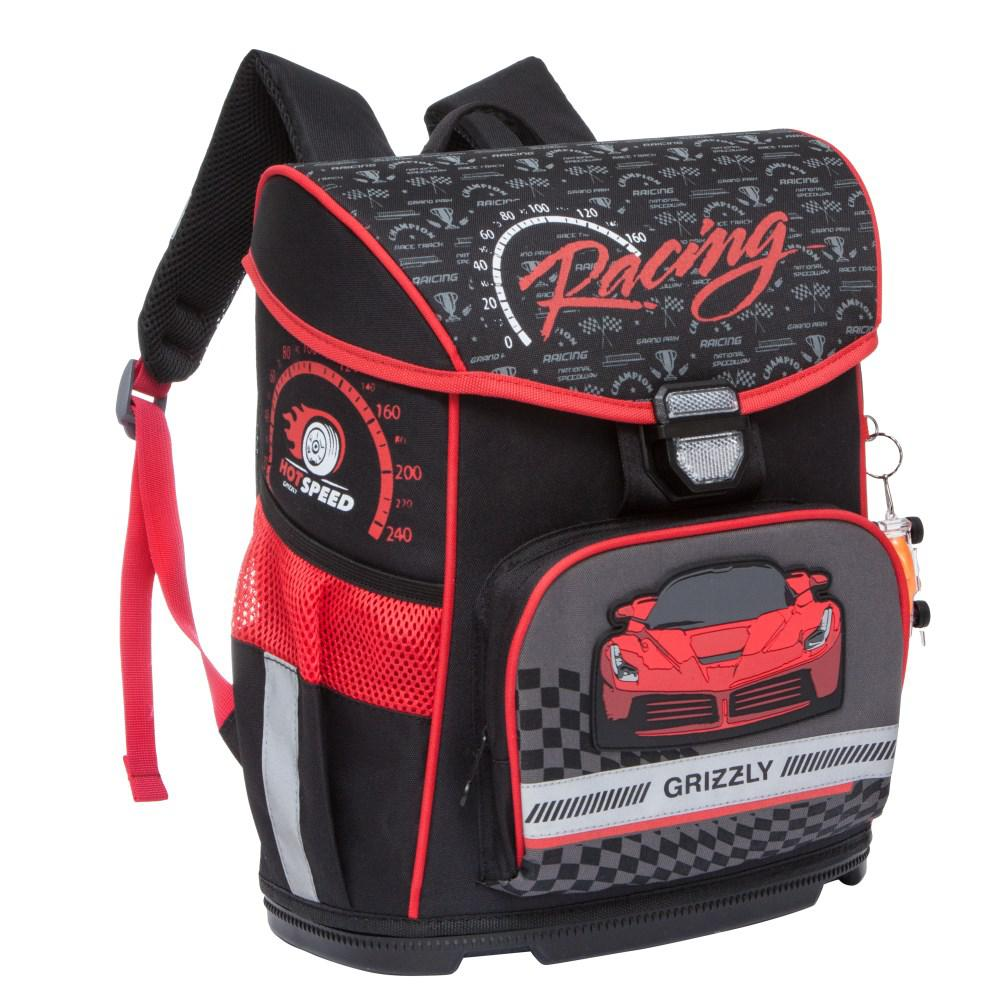 RA-874-1 Рюкзак школьный с мешком