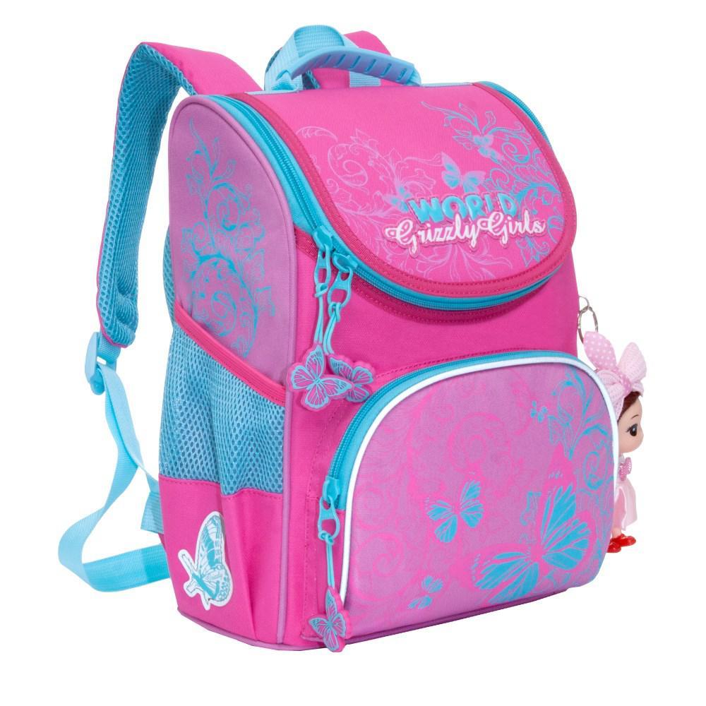 RA-873-2 Рюкзак школьный с мешком
