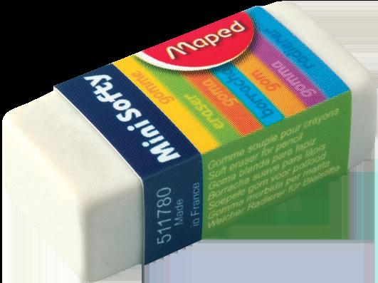 Резинка стирательная Mini Softy