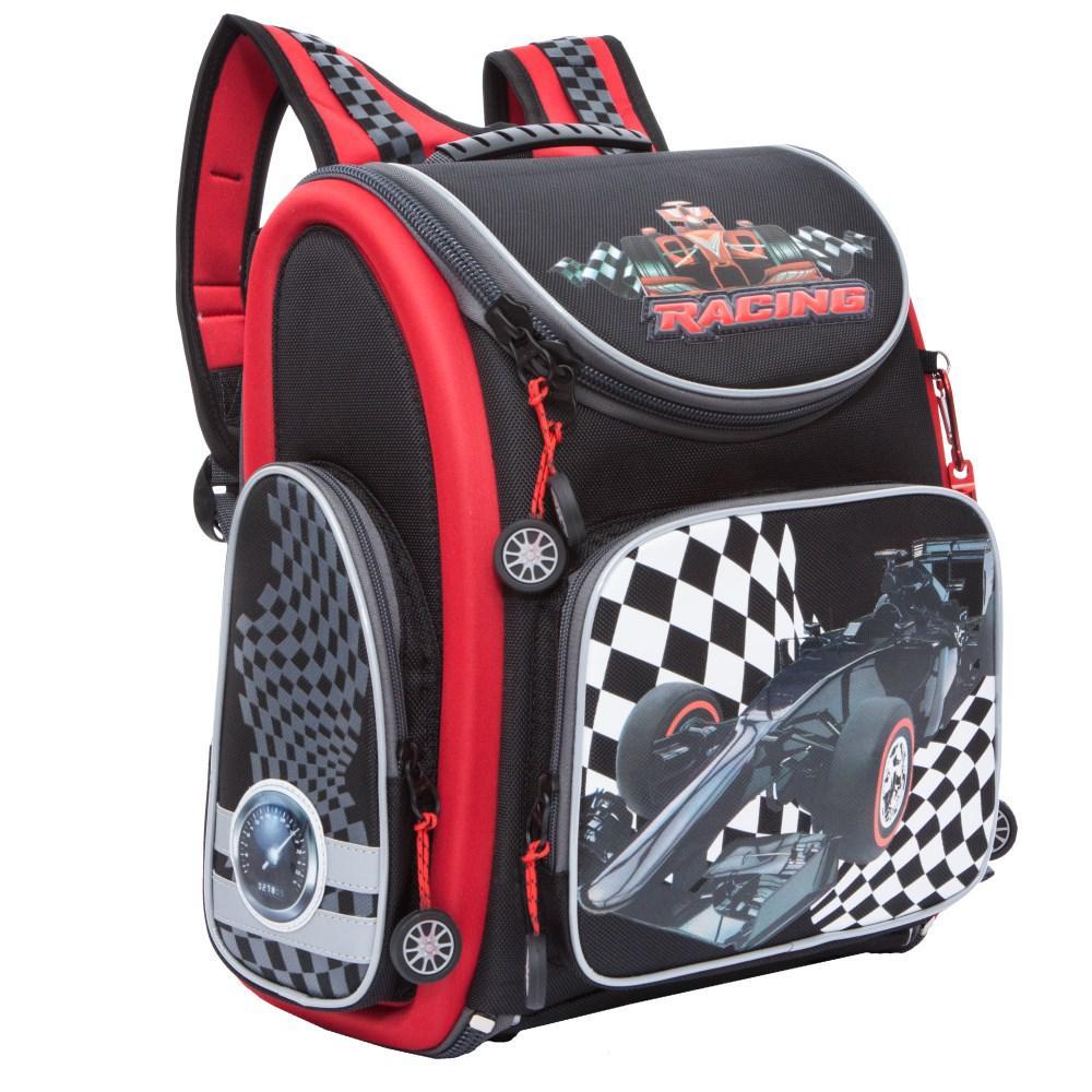 RA-870-2 Рюкзак школьный с мешком