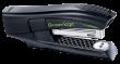 Степлер пластиковый Greenlogic Half Strip (1 предм.), Черный